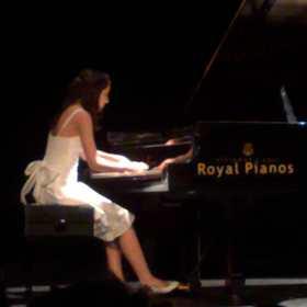 Francesca Italici Martos, pianista e compositrice in Spagna