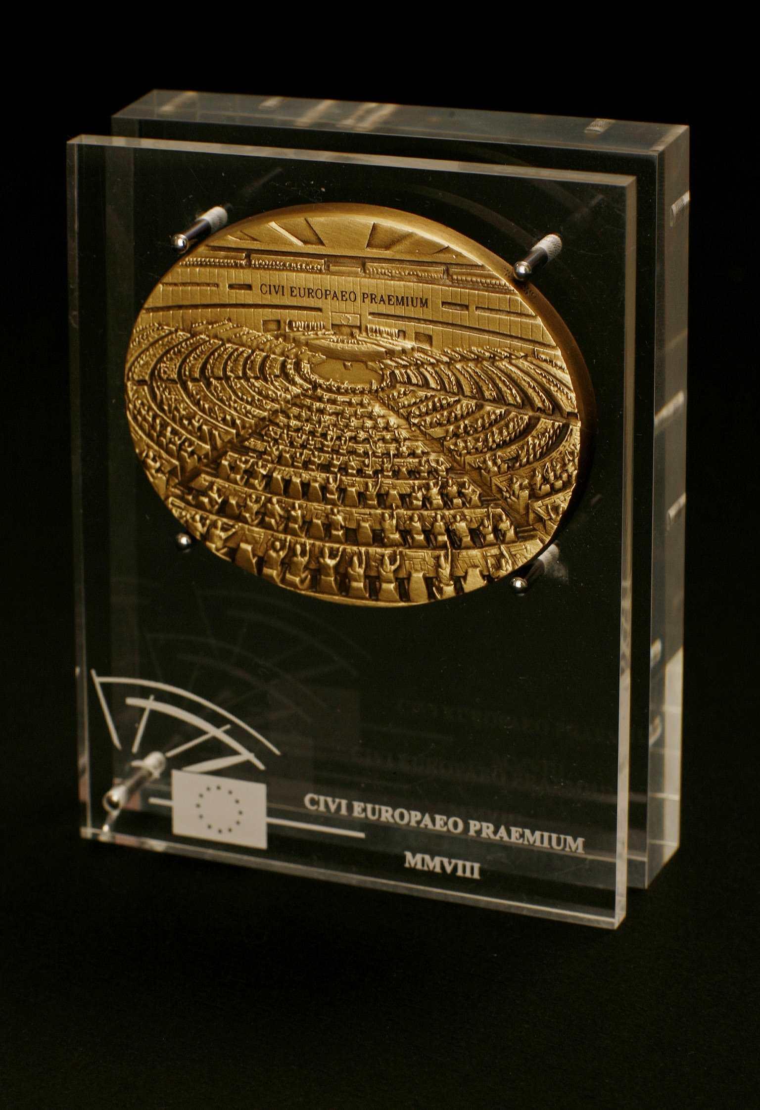 Premio Cittadino europeo 2013