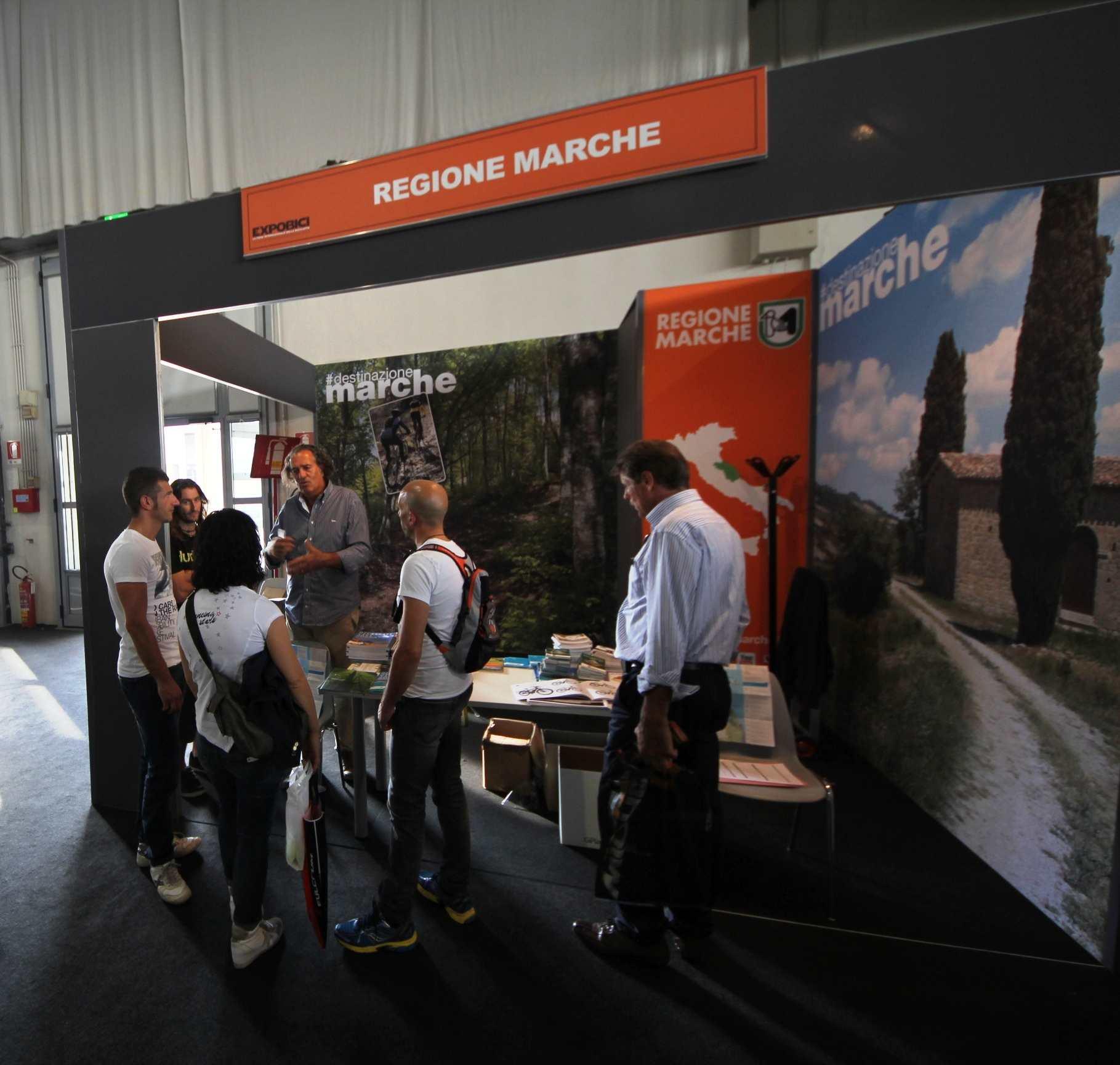 Successo della Regione Marche alle Fiere dedicate al turismo sostenibile