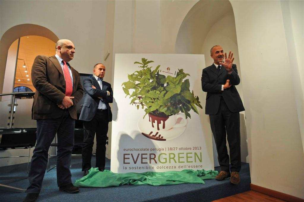 Eurochocolate 2013 festeggia i suoi primi venti anni