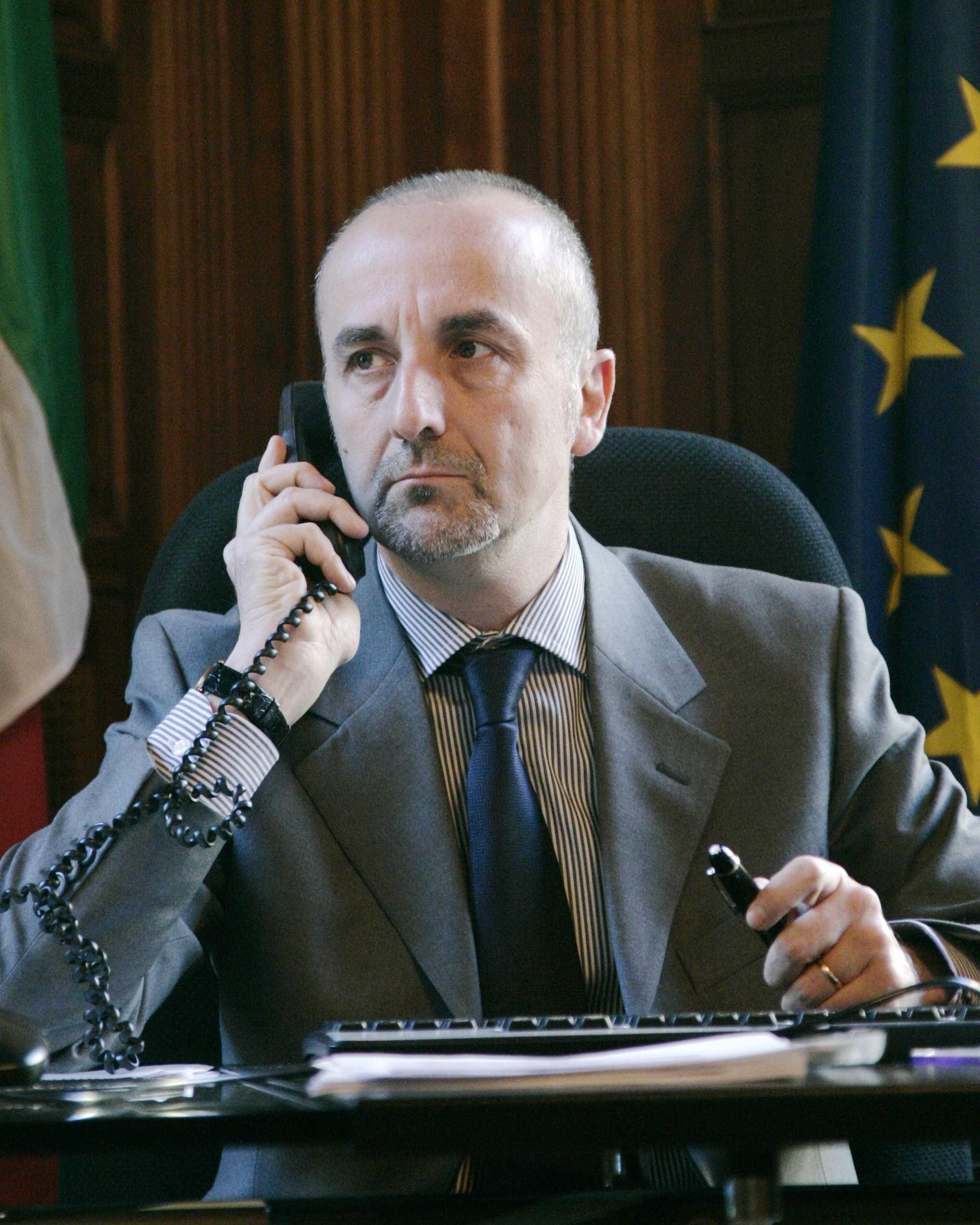 Marco Verna, direttore ICE Spagna