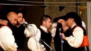 Coro polifonico sardo Tenore s'Arborinu di Orune