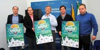 Campeonato de Andalucia per le soluzioni Provinciale di Minibasket 2015