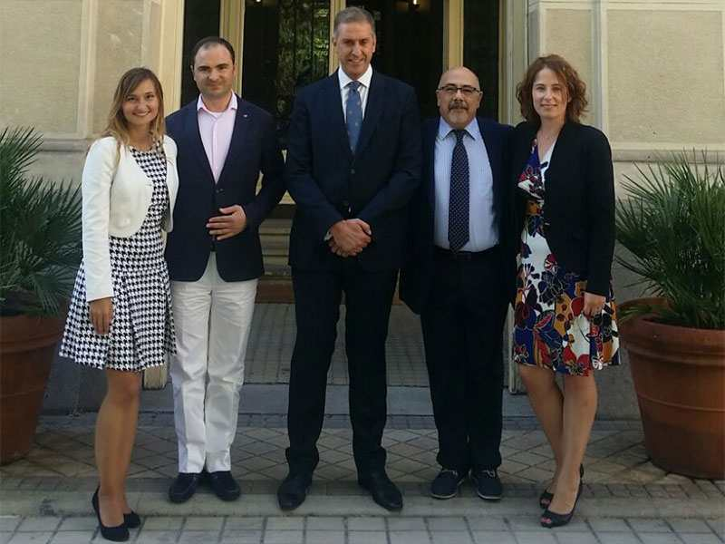 Giuseppe Stabile eletto Consigliere CGIE per la Spagna