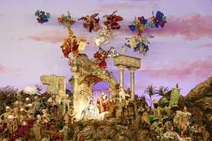 """La """"Estrella en Napoles"""" si potrà visitare fino al 30 gennaio e l'entrata è gratuita."""