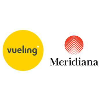Meridiana e Vueling siglano un accordo di web cross selling