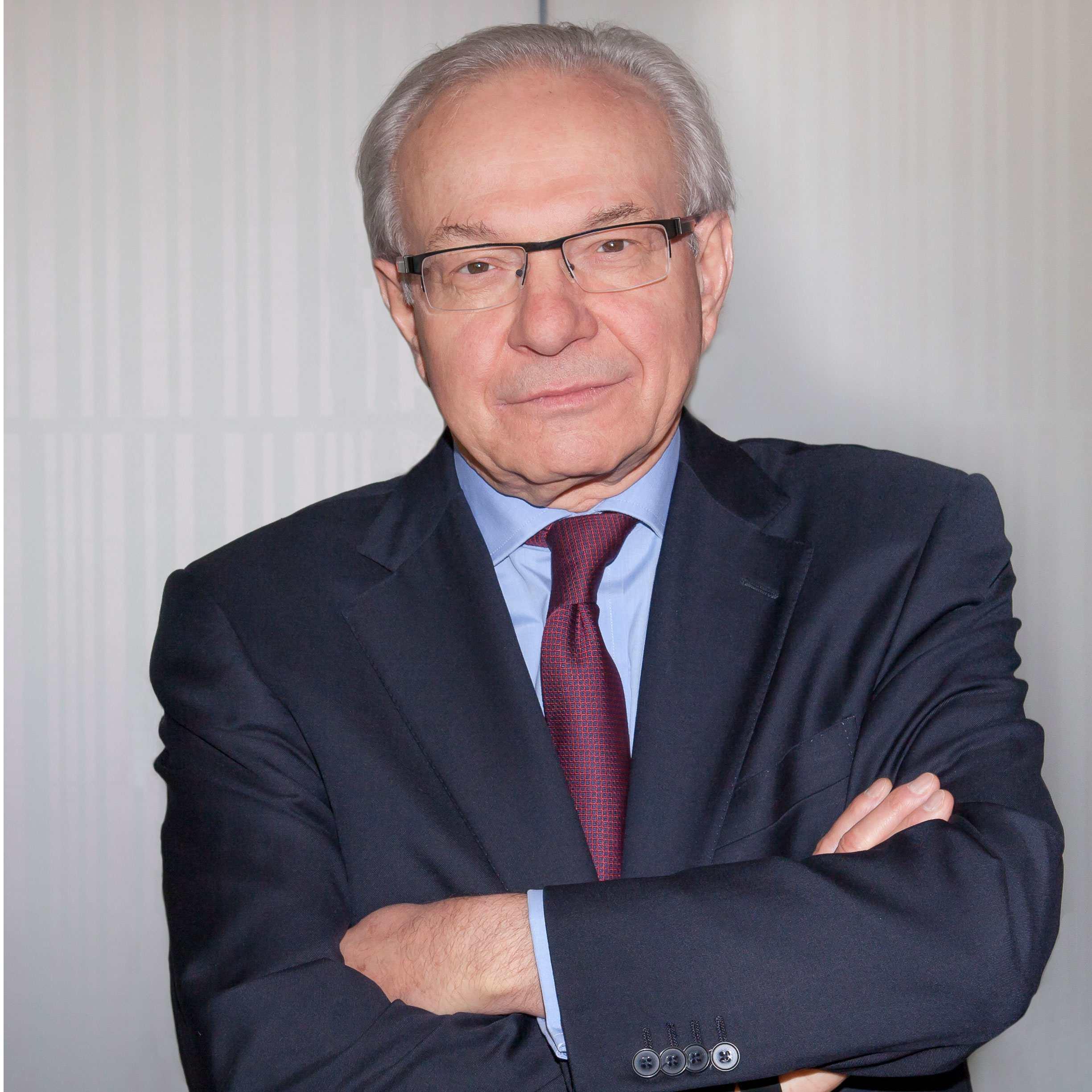 Almerino Furlan Presidente della Società Italiana di Beneficenza