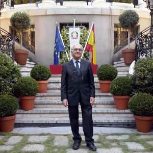 Il Presidente Franco Savoia