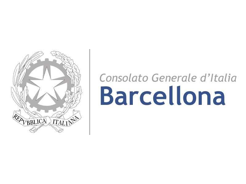 IL CONSOLATO DI BARCELLONA COMUNICA