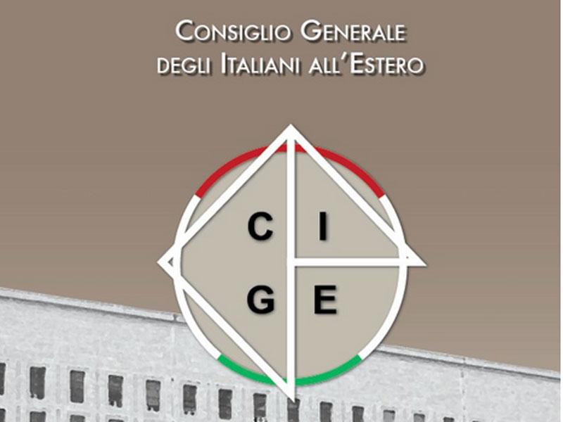 Consiglio Generale degli Italiani all'estero – Michele Schiavone Segretario Generale