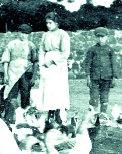 Photograph of Saint Maria Goretti, 1902