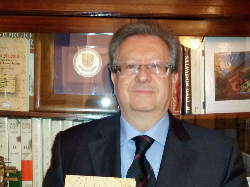 SPAGNA – Il Presidente Alfonso Licata al Governo Italiano