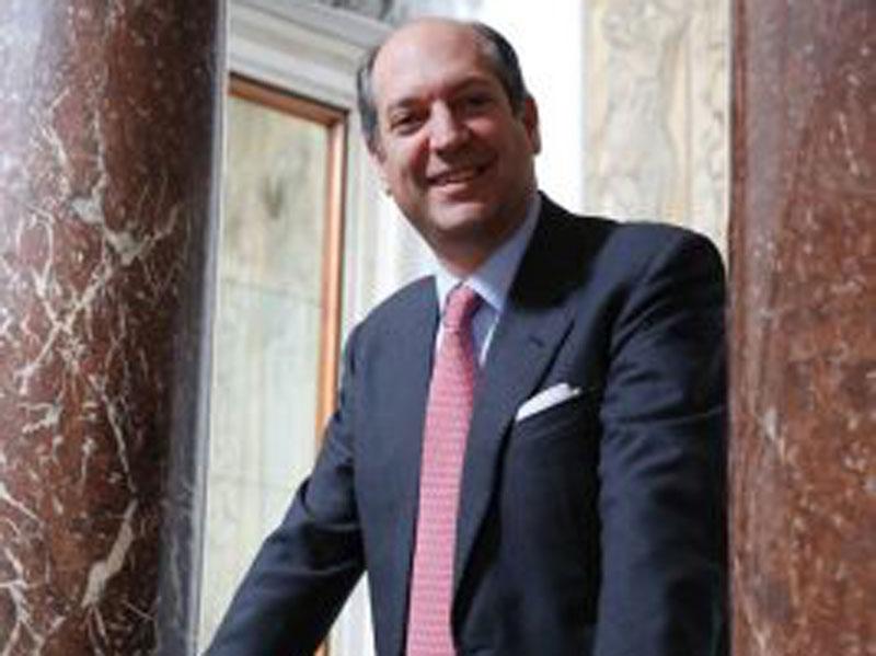 SPAGNA – L'Ambasciatore italiano Riccardo Guariglia