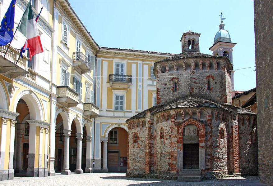 Battistero Romanico, Biella