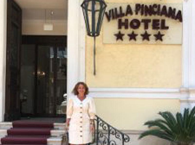 """ITALIA – Sara Leonardi: gli hotel sono la """"sua passione"""""""