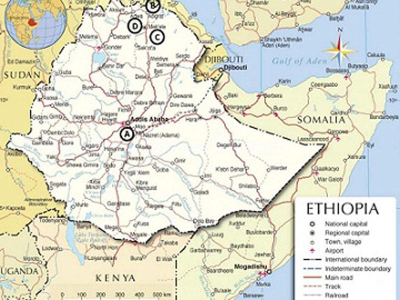 ETIOPIA – guida ai cimiteri italiani