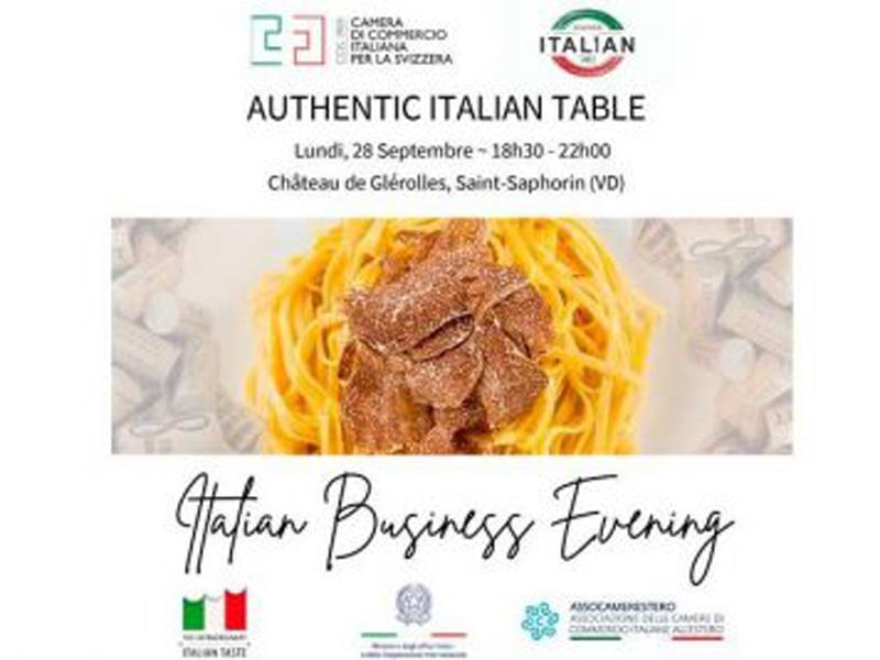 SVIZZERA – L'agroalimentare italiano