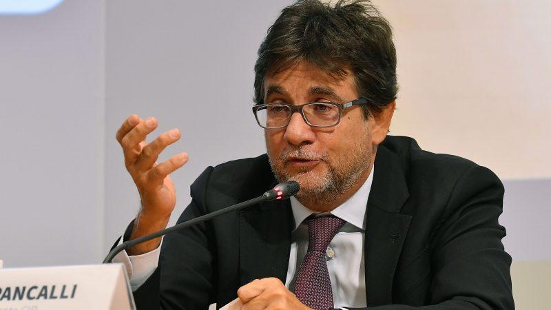 Luca Pancalli Presidente del Comitato Paralimpico Italiano