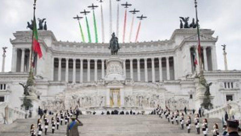 La Festa delle Forze Armate Italiane