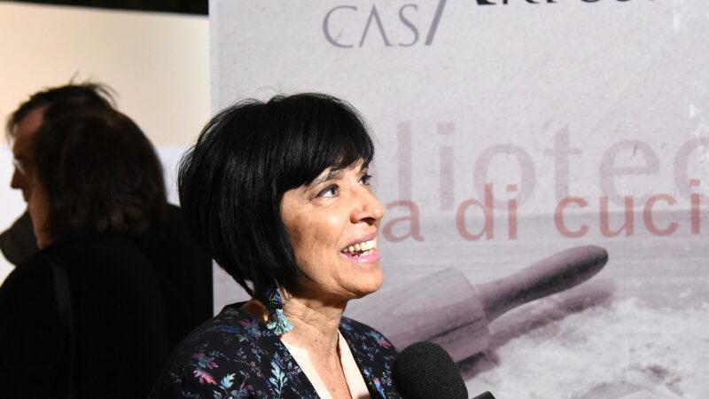 """Laila Tentoni Presidente """"Casa Artusi"""""""