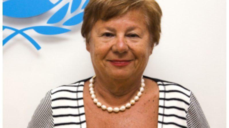 Carmela Pace nuova Presidente Unicef