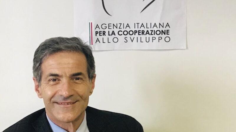 Andrea Senatori titolare della AICS