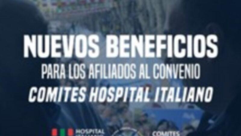 Il Comites con l'ospedale italiano