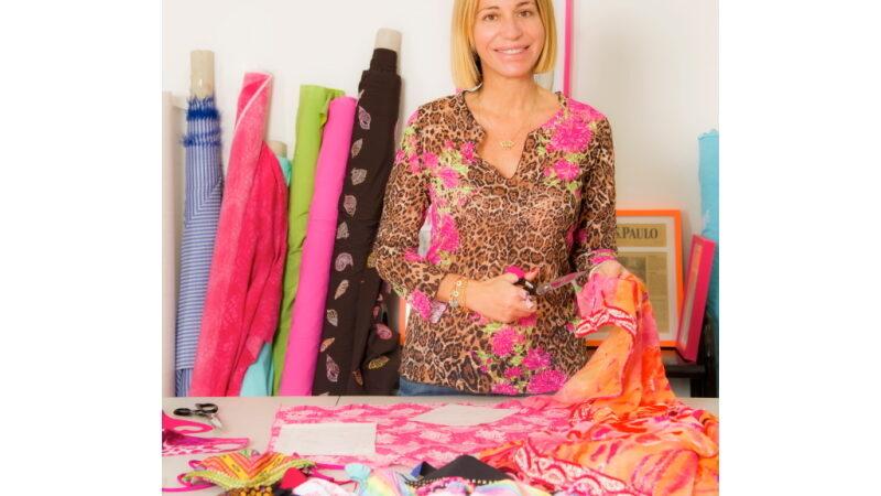 Flavia Padovan: la stilista dei colori
