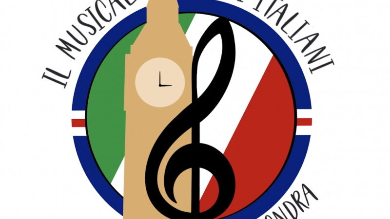 """""""A Musical of Italians in London"""""""